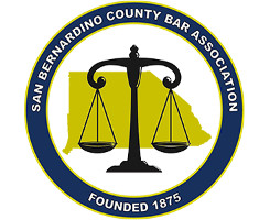 San Bernardino Bar Association Logo