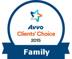 Avvo Clients' Choice 2015