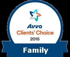 Avvo Clients' Choice 2015